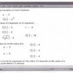 Recursive function definitions
