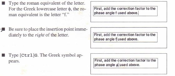 Greek Letters In Text Mathcadhelp Number 1 In Mathcad