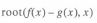 solving equatrion